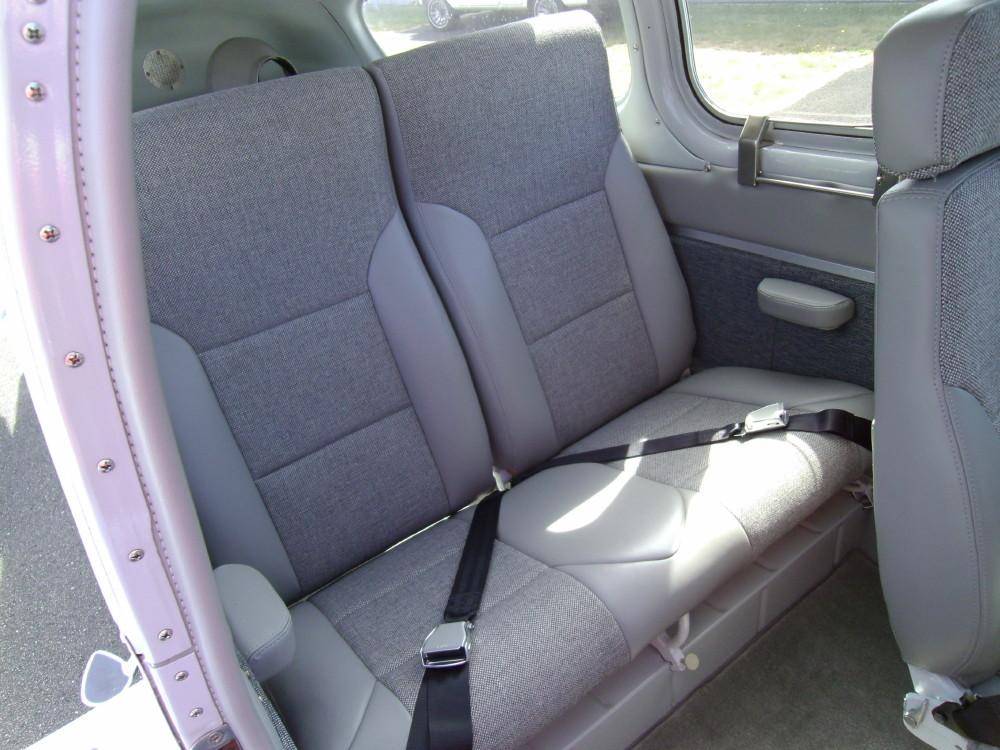 Bonanza F35 Seat Upgrade 891jh Avstar Aircraft Of