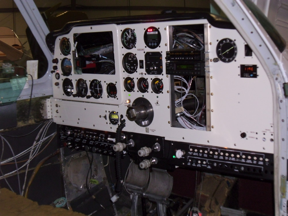 An old friend comes back to us for a new instrument panel | AVSTAR